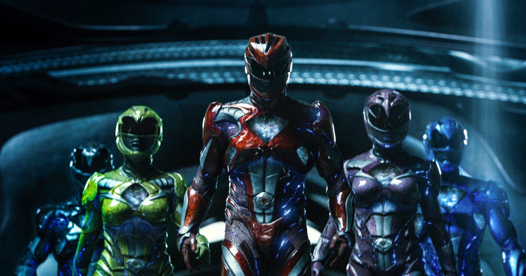 Power Rangers (2017) трeйлър с български субтитри
