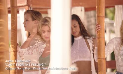 Моделите на Victoria's Secret в секси видео