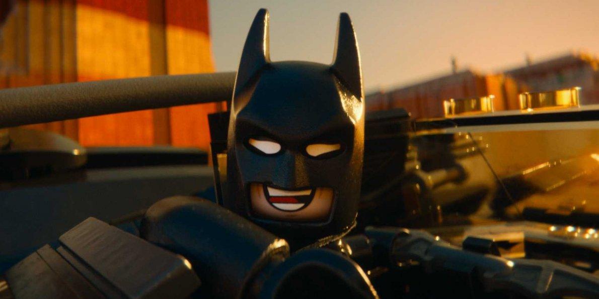 LEGO филмът: Батман (2017) трейлър на български