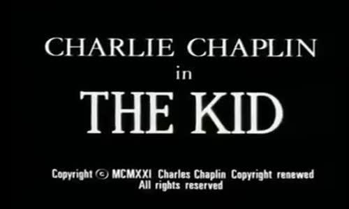 Чарли Чаплин Хлапето (1921)