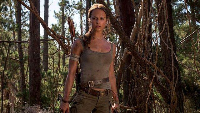 Tomb Raider: Първа мисия (2018) втори трейлър с български субтитри