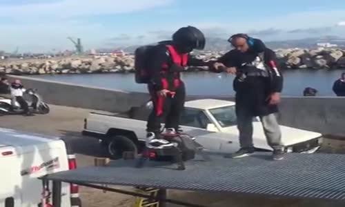 Летящ човек!!!