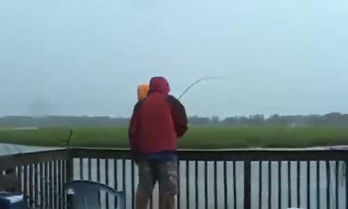 Риболов с неочакван край!!!