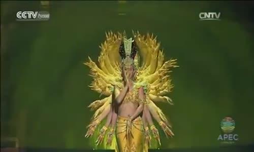 Удивителен китайски танц