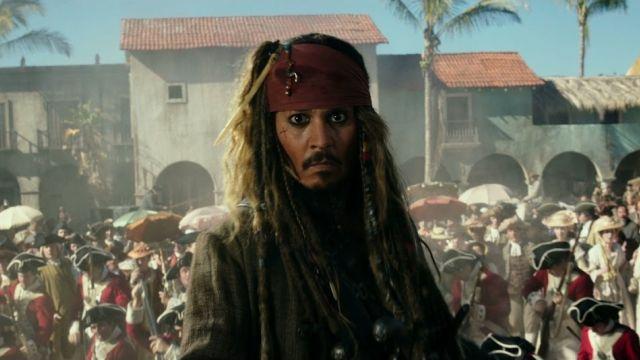 Карибски пирати: Отмъщението на Салазар (2017) трейлър