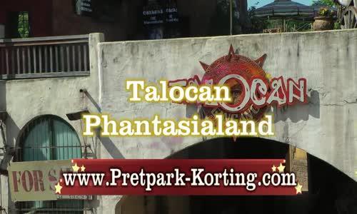 Най-страшният атракцион в света - Talocan - Phantasialand