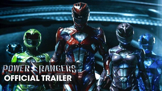 POWER RANGERS (2017) трейлър