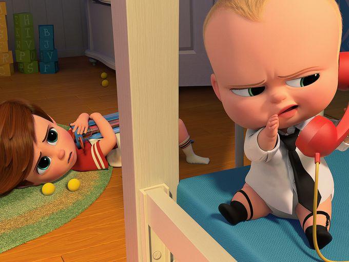Бебе Бос (2017) трейлър 2