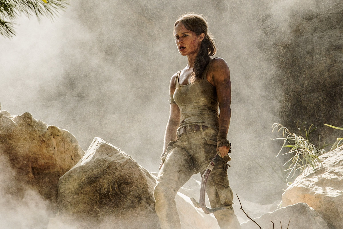 Tomb Raider: Първа мисия (2018) трейлър с български субтитри