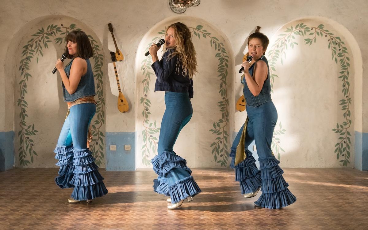 Mamma Mia- Отново заедно (2018) трейлър с български сутитри