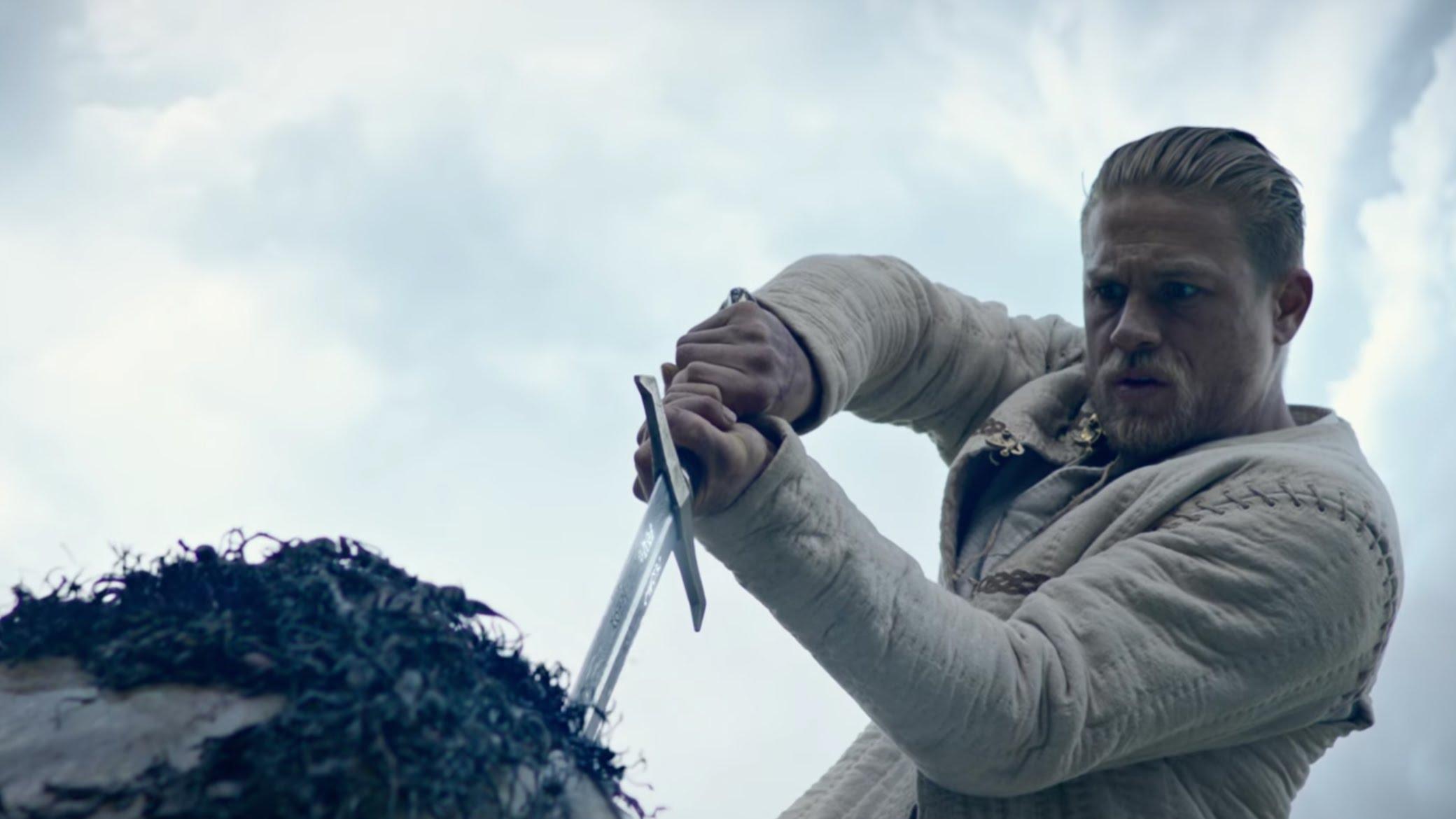 Крал Артур: Легенда за меча (2017) трейлър с български субтитри