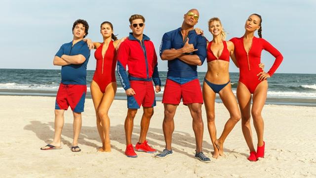 Спасители на плажа (2017) - тийзър трейлър