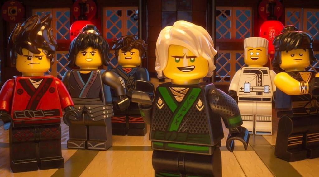 Lego Ninjago: Филмът (2017) трейлър
