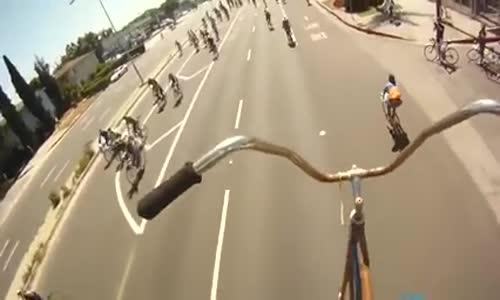 Невероятен велосипед