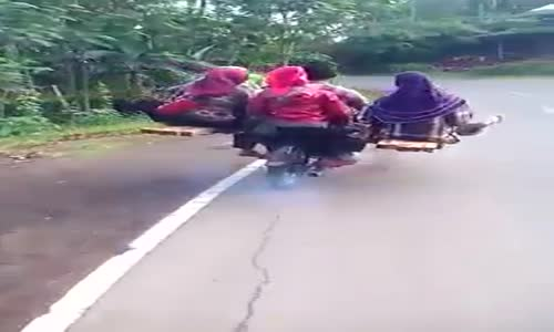 Ако имаш мотор и много жени!
