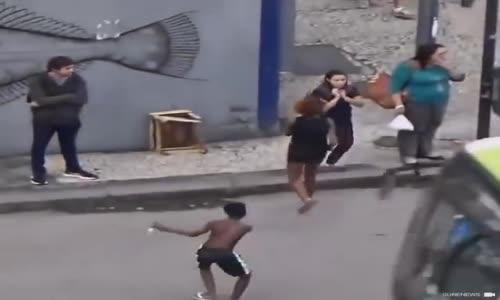 Бразилия и суровата действителност