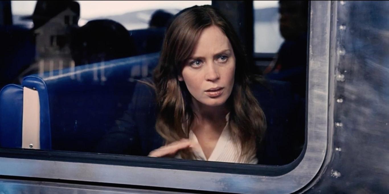 Момичето във влака, 2016 (трейлър на български)