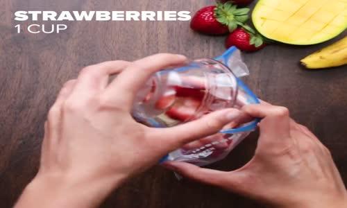 Плодовите шейкове – вкусни и полезни!
