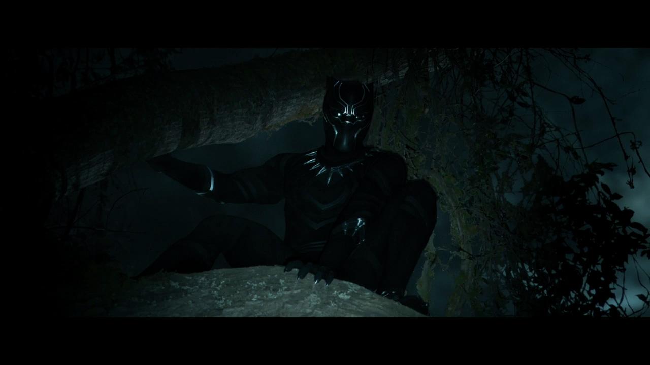 Черната Пантера (2018) тийзър трейлър