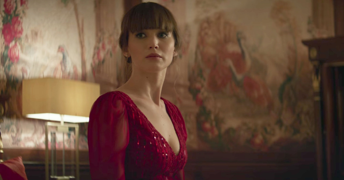 Red Sparrow (2018) трейлър
