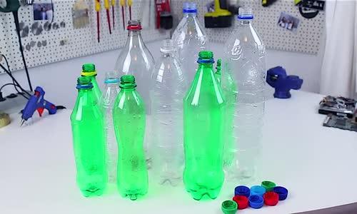 5 идеи от пластмасови бутилки