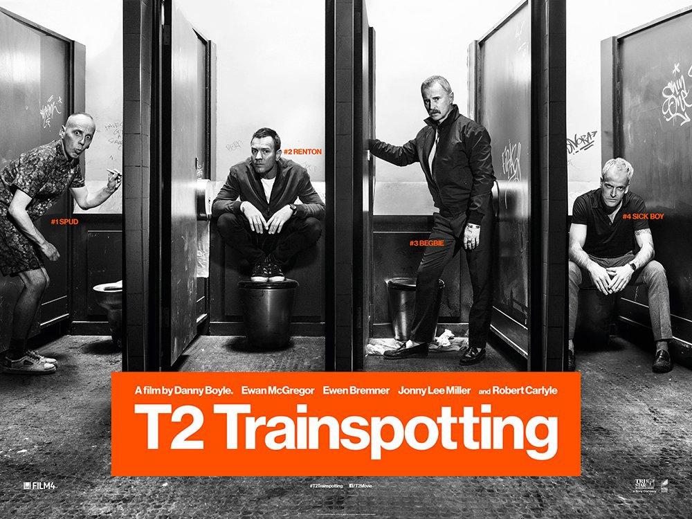 Трейнспотинг 2 (2017) трейлър