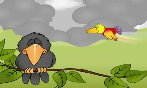 Смешни гарги-Анимация