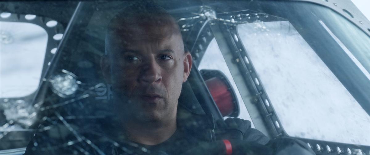 Бързи и яростни 8 (2017) първи трейлър