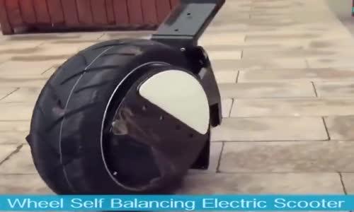 Moto Pogo - Едноколесен скутер с модерна само-балансираща технология!