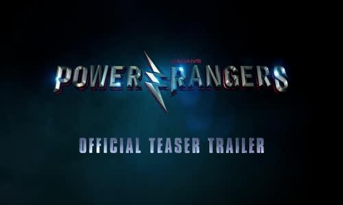 Power Rangers Тийзър трейлър (2017)